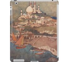A city among the Isles iPad Case/Skin