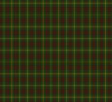 00057 Martin Clan/Family Tartan  by Detnecs2013