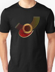 Cororful Strings Bow T-Shirt