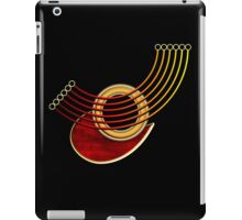 Cororful Strings Bow iPad Case/Skin