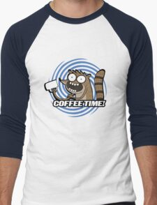 Coffee Time! Men's Baseball ¾ T-Shirt