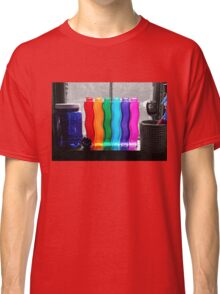 All Lined Up Classic T-Shirt