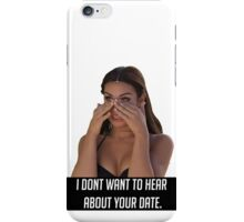 Your Date iPhone Case/Skin