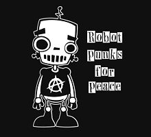 Robot Punks for Peace Unisex T-Shirt