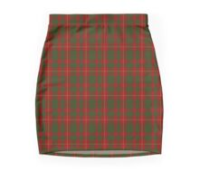 00058 Cameron Clan/Family Tartan  Mini Skirt