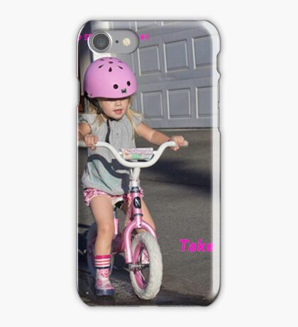 How To Stay Young #1 – TAKE RISKS iPhone Case/Skin
