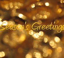 Season's Greetings - JUSTART © by JUSTART