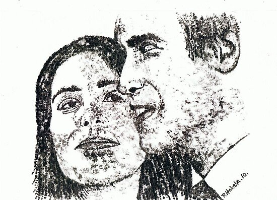 Prince William and kate Middleton (3) by George Coombs