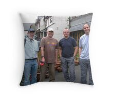 Should Auld Acquaintance Be Forgot...? Throw Pillow