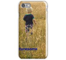 How To Stay Young #4 – BE ADVENTURESOME iPhone Case/Skin