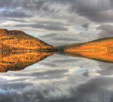 Loch Fyne Inveraray by Andrew Littlejohn