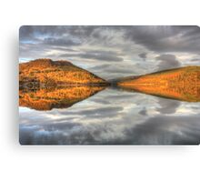 Loch Fyne Inveraray Canvas Print