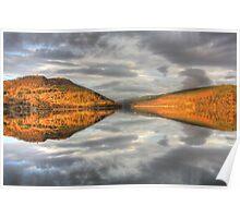 Loch Fyne Inveraray Poster