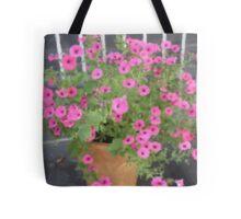 Pink Fantasia -Corel Photo painter Tote Bag