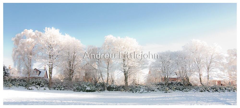Scotland in Winter by Andrew Littlejohn