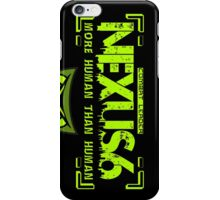 Nexus 6 Replicants iPhone Case/Skin