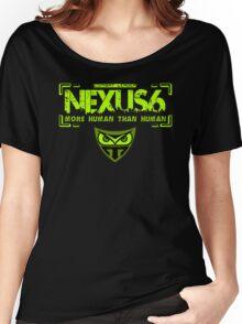 Nexus 6 Replicants Women's Relaxed Fit T-Shirt