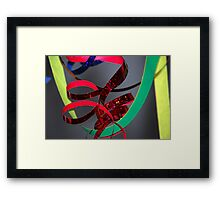 New Year's Eve - Decoration Framed Print