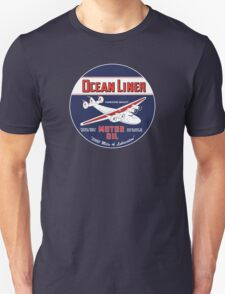 Ocean Liner Motor Oil T-Shirt