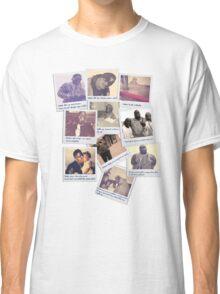 10 crack commandments  Classic T-Shirt