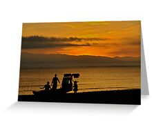 Beautiful Sunrise Greeting Card