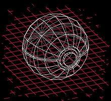 Digital Pokeball by andymania