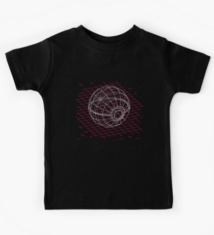 Digital Pokeball Kids Tee