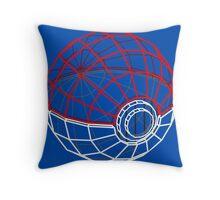 Pokeball 3D Throw Pillow