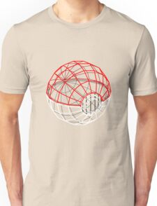 Pokeball 3D Unisex T-Shirt