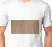 older work on cardboard hbn 012 Unisex T-Shirt