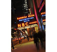 Saturday Night Live - NBC Studios Photographic Print