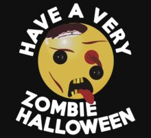 Have a very Zombie Halloween - for Kids by onebaretree