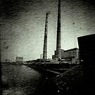 power station,Dublin,Ireland by Joby Hickey