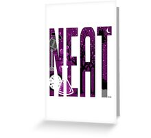 Welcome To Night Vale Greeting Card