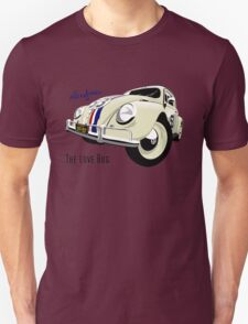 VW Beetle Herbie the Love bug T-Shirt