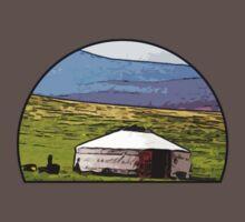 Yurt by Anonhope