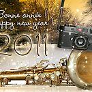 Happy New year 2011 RedBubblers ! by Laurent Hunziker
