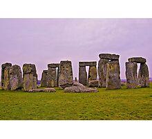 Stonehenge, England Photographic Print