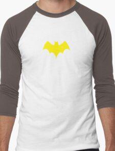 LAZY COSPLAY: Batgirl Men's Baseball ¾ T-Shirt