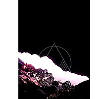 Mountain Ride Photographic Print