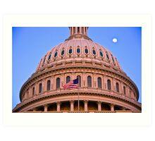 US Capitol - Washington, DC Art Print