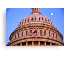 US Capitol - Washington, DC Canvas Print