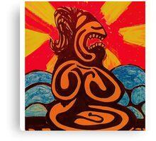 Fertility Goddess Canvas Print
