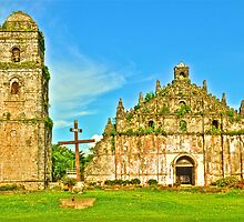 St. Augustine Church - A UNESCO World Heritage Site by Shutter and Smile Photography