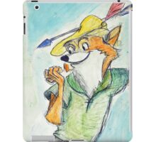 Cartoon Robin Hood  iPad Case/Skin