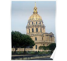 Around Paris-Napoleon Tomb Poster