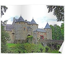 Corroy-le-Chateau Poster