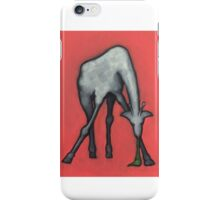 Puking Giraffe, Let it Out! iPhone Case/Skin