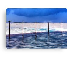 Surf at Bronte Canvas Print