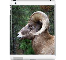 Bighorn Alert iPad Case/Skin